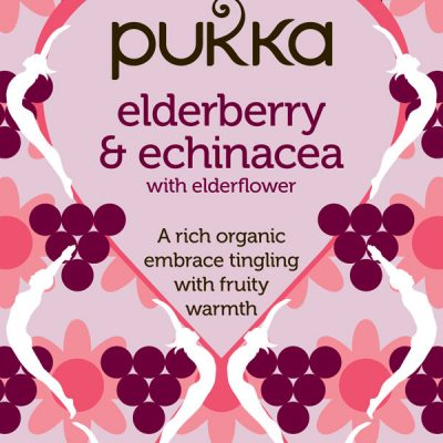 Elderberry and Echinacea