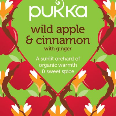 Wild Apple and Cinnamon