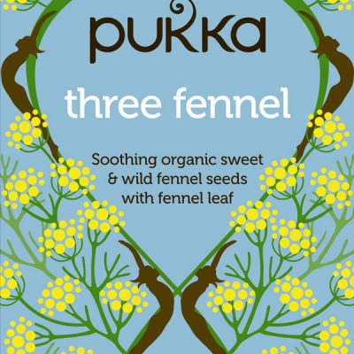 Three Fennel