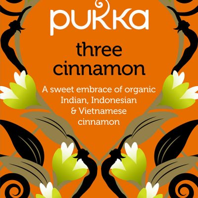 Three Cinnamon