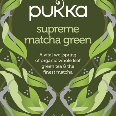 Supreme Matcha Green