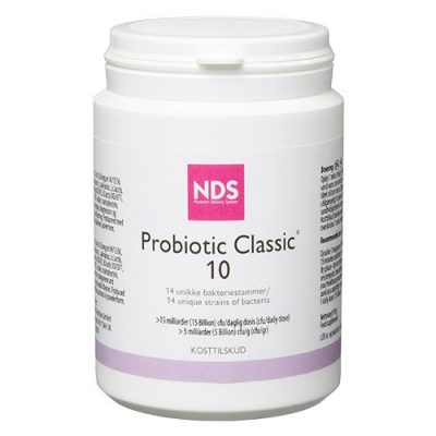 nds probiotic classic 10
