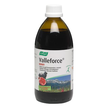 valleforce berry a vogel