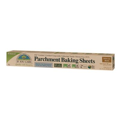 if you care parchment baking sheets bagepapir ubleget ark