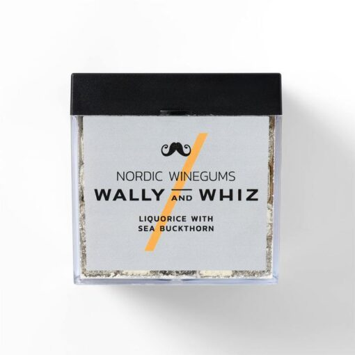 wally and whiz nordic gourmet winegums liquorice sea buckthorn lakrids havtorn