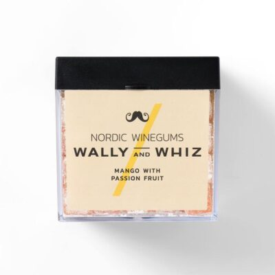 wally and whiz nordic gourmet winegums mango passion fruit passionsfrugt