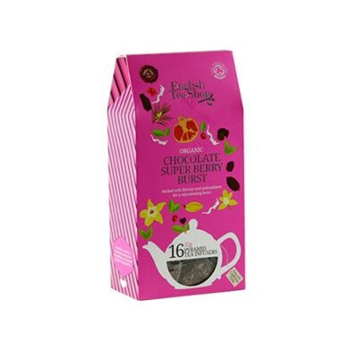 english tea shop økologisk te chocolate super berry burst chokolade bær