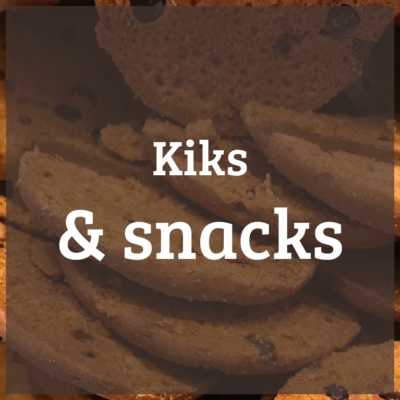 Kiks & snacks