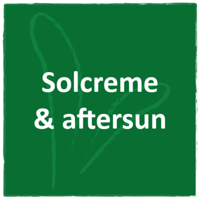 Solcreme & aftersun